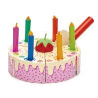 [무료배송][텐더리프]쉼표하나 레인보우 생일케이크