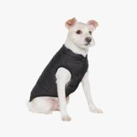 Reversible Light Padded Vest (Black) 리버서블 라이트 패딩