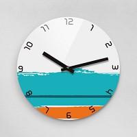 Reflex 심플페인트 무소음벽시계(2color type 대) PAIN280