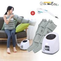 닥터웰 에어웨이브 공기압마사지기 DR-5180 + 사은품(핸드안마기)