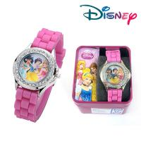 [Disney] 디즈니 프린세스 아동 젤리 손목시계 (PN1131)