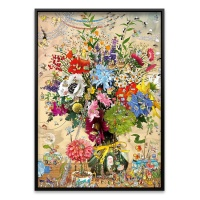 1000조각 직소퍼즐▶ 꽃들의 세상 (HE29787)