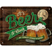 [26214] Beer O' Clock Glasses