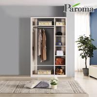 파로마 라라 드레스룸 일자형 2칸D형 (1200x400)
