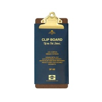 펜코-DP160-CLIPBOARD O/S CHECK GOLD CLIP
