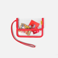 SWSW POUCH PVC Red