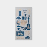 [Travel Tools Collection] Refill note 오리지널