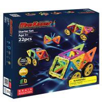 맥포머스 호환 22pcs 맥킨더 자석블럭 클릭블럭- 스타터 세트