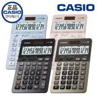 카시오 일반용 계산기 JS-40B 블랙/블루/골드