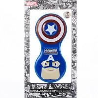 모모트/티엔피클립 마블 캡틴아메리카 MARVEL MOMOT TNP CLIP [Captain America]