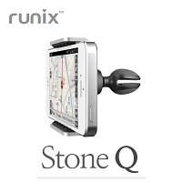 루닉스스톤 Q/송풍구형/차량용/휴대폰거치대