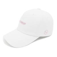 스탠드업3D 핑크화이트 컬러 볼캡