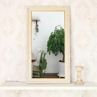 고급 소품 미니거울-J2003AW(거울 30x60cm)