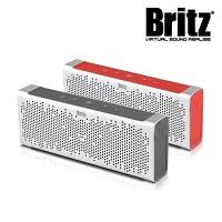브리츠 휴대용 블루투스4.0 스피커 BA-UM2 SlimMeta (통화가능 핸즈프리 기능 / 외부입력 AUX 단자 / 대용량 배터리 / 충전)