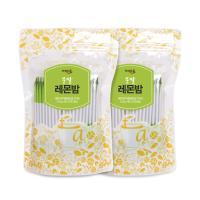 차예마을 바로 녹는 레몬밤 추출물 분말 가루 40스틱 x 2팩