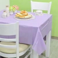 칼라 비닐 테이블보-라벤더(1매입)
