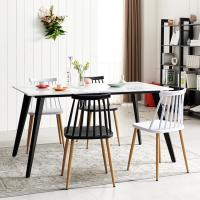 블랙 인더밴 1800 대리석식탁 테이블
