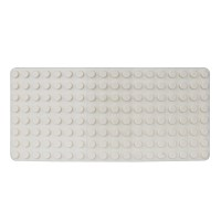 BRICKBRICK REGULAR       F-PLATE WHITE