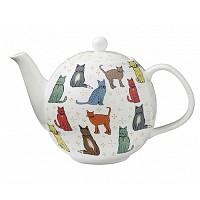 [울스터위버스] Cat Walk Teapot (티팟)