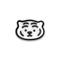 [무직타이거] 백호 뚱랑이 모양 스마트톡