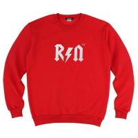 [ARSON] 알슨 #19116 arson LOGO CREWNECK (RED)