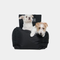 강아지 카시트 Dog Carseat - Black