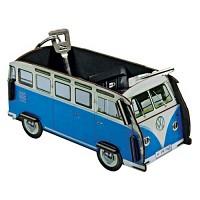 Mini Box-blue bus (펜홀더)