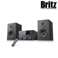 브리츠 블루투스 오디오 BZ-MC1536B (CD / 알람기능 / 우퍼)