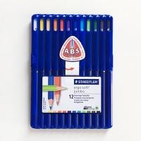 에고 소프트 점보색연필 12색/158-SB12