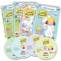 [영어 DVD]리틀 프린세스 Little Princess 1집 - 4종세트(20개에피소드수록)