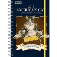 2018 스프링 다이어리 - American Cat
