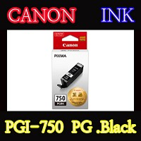 캐논(CANON) 잉크 PGI-750 / PG Black / PGI750 / ip7270 / ip8770 / ix6770 / ix6870 / MG5470 / MG5570 / MG6370 Black / MG6370 White / MG6470 / MG7170 / MX727 / MX927