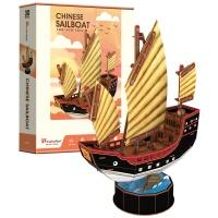 [3D퍼즐마을][T4033h] 중국 범선 (Chinese Sailboat)
