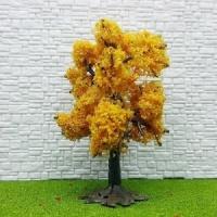 모형 노란단풍나무-2종