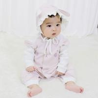 [메르베] 토끼 우주복_사계절용