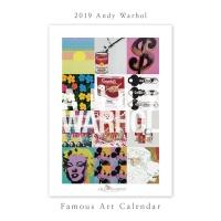 [2019 명화 캘린더] Andy Warhol 앤디 워홀
