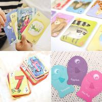 여행용/휴대용 유아/어린이/가족 카드 보드게임