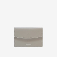 [sweetch] ACCORDION CARD WALLET Grey