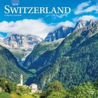2019 캘린더 스위스