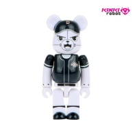 두산베어스베어브릭 BEARBRICK DOOSAN BEARS AWAY (1703022)