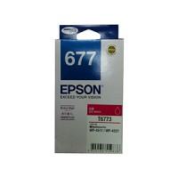 엡손(EPSON) 잉크 C13T677370 (슈퍼대용량플러스) / NO.677 / Magenta / WP-4521,WP-4511