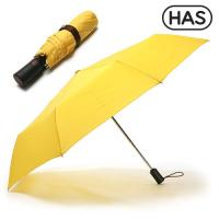 [HAS] 3단 솔리드 완전 자동 우산  HS3A3860(YELLOW)