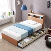 [노하우] 디오르 3단 서랍형 슈퍼싱글 침대