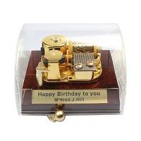 [무료배송] 돔 멜로디박스 오르골(DA-053S) - 생일축하곡