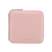 Fennec Zipper Wallet 페넥 지퍼 월렛 -014 Light Pink