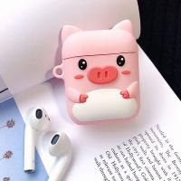 에어팟 프로 3세대 귀여운 실리콘 케이스_피그050/PRO