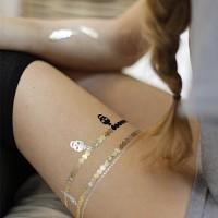 [글림스] 골드타투 금은박타투 GLEAMS White Sheet W-2 / 겟잇뷰티추천상품