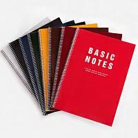 SPRING NOTE_ BASIC(스프링노트 - 베이직)