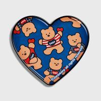 Dot dancing bear-blue(hearttoktok)