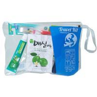 트리사 여행용칫솔 플러스치약 치실 비누 면도기 0828
